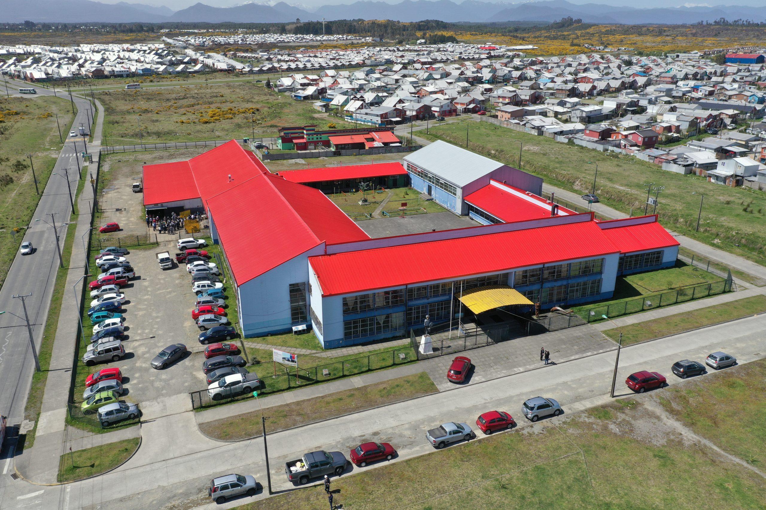 Instituto Técnico Forjadores de Alerce, Puerto Montt.