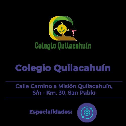 Quilacahuin